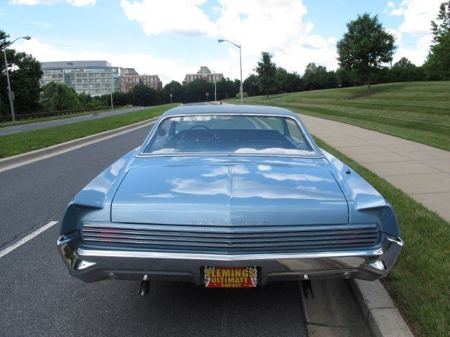 1966 1966 Pontiac Grand Prix For Sale