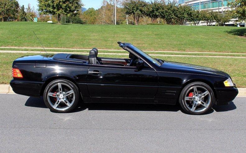 1997 1997 Mercedes-Benz SL320 For Sale