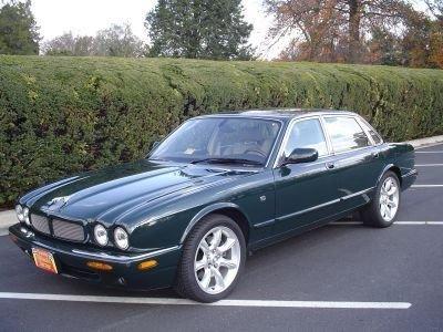 2001 Jaguar XJR