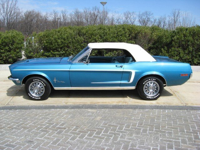 1968 Ford Mustang 1968 Ford Mustang For Sale To Buy Or