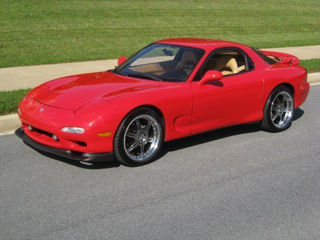 Mazda Rx 7 2017 >> 1993 Mazda RX-7 | 1993 Mazda RX7 For Sale To Buy or Purchase | Classic Cars, Muscle Cars, Exotic ...