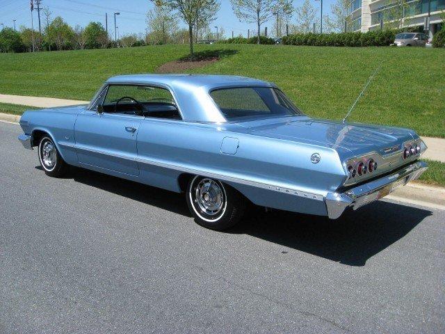 1963 Chevrolet Impala | 1963 Chevrolet Impala for sale to ...