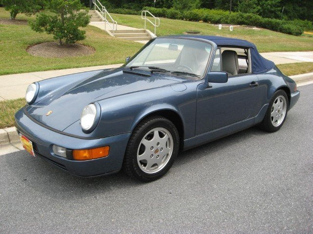 1990 porsche 911 1990 porsche 911 for sale to buy or purchase classic cars for sale muscle. Black Bedroom Furniture Sets. Home Design Ideas