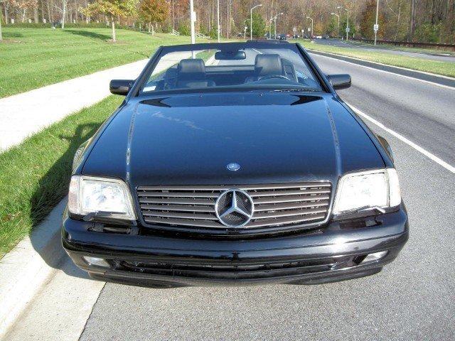 1998 1998 Mercedes-Benz SL500 For Sale
