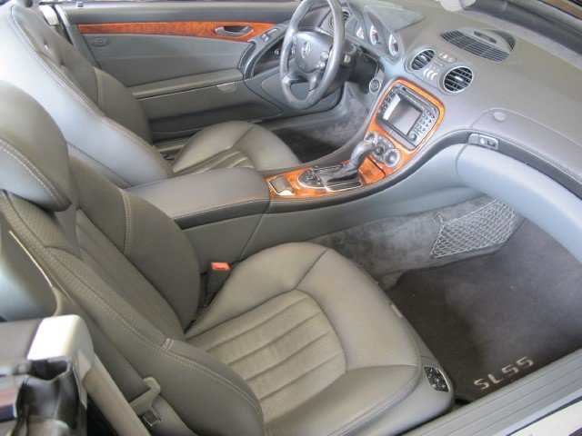 2004 2004 Mercedes-Benz SL55 AMG For Sale