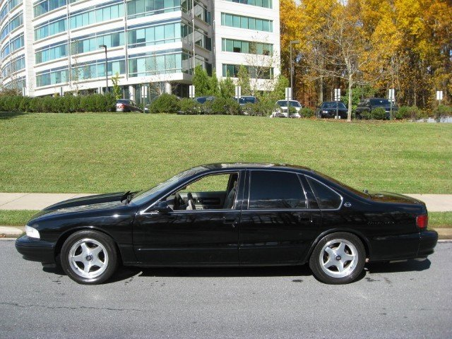 1996 chevrolet impala 1996 chevrolet impala for sale to buy or purchase classic cars for. Black Bedroom Furniture Sets. Home Design Ideas