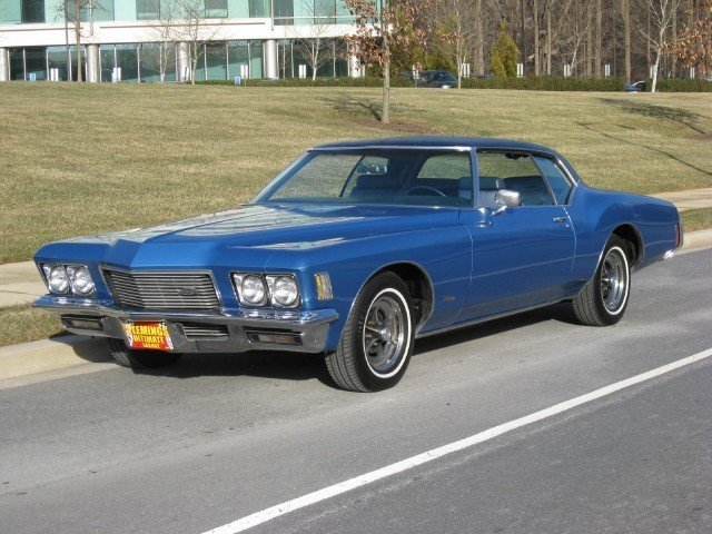 1971 buick boattail riviera 1971 buick boattail riviera for sale to buy or purchase classic. Black Bedroom Furniture Sets. Home Design Ideas