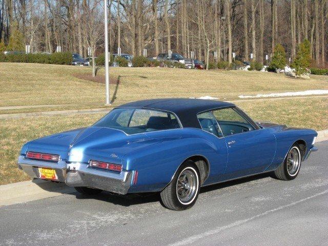 1971 Buick Boattail Riviera 1971 Buick Boattail Riviera