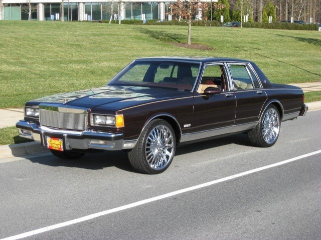 1986 chevrolet caprice 1986 chevrolet caprice for sale to buy or purchase classic cars for. Black Bedroom Furniture Sets. Home Design Ideas