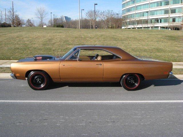 1969 Plymouth Roadrunner 1969 Plymouth Roadrunner For