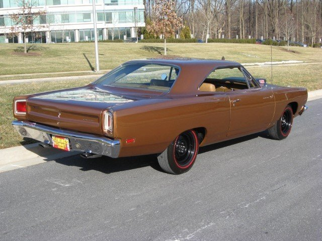 1969 Plymouth Roadrunner 1969 Plymouth Roadrunner For