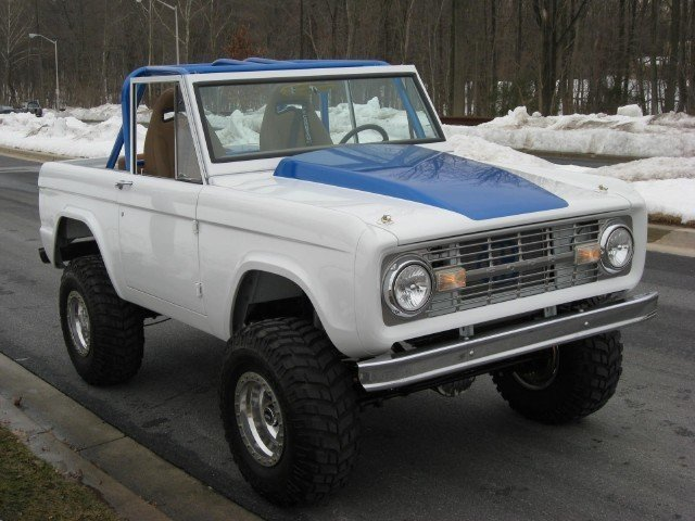 1969 Ford Bronco 1969 Ford Bronco For Sale To Buy Or