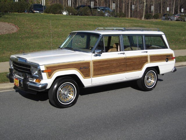 1988 jeep grand wagoneer 1988 jeep grand wagoneer for for Garage jeep nimes