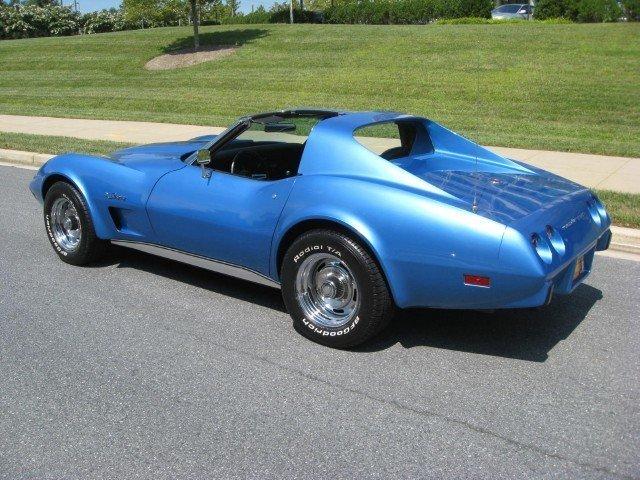 1975 Chevrolet Corvette 1975 Chevrolet Corvette For Sale