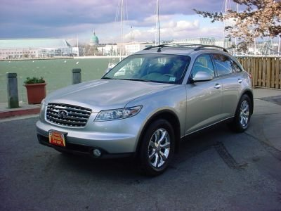 2002 Infiniti Fx35 2002 Infiniti Fx35 For Sale To Purchase Or Buy
