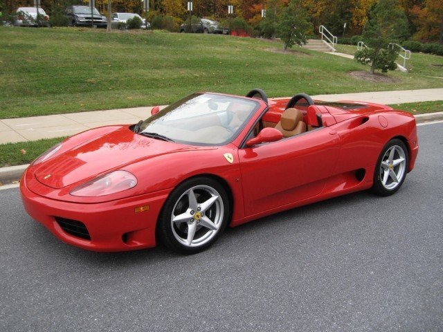 2001 ferrari 360 2001 ferrari 360 for sale to buy or purchase classic cars for sale muscle. Black Bedroom Furniture Sets. Home Design Ideas