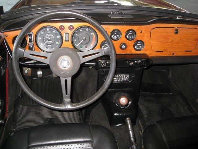 1970 Triumph Tr6 1970 Triumph Tr6 For Sale To Buy Or