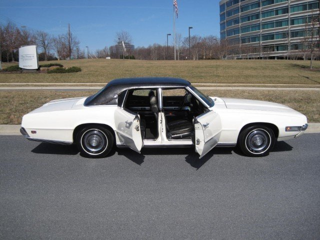 Costco Car Buying >> 1969 Ford Thunderbird   1969 Ford Thunderbird For Sale To ...