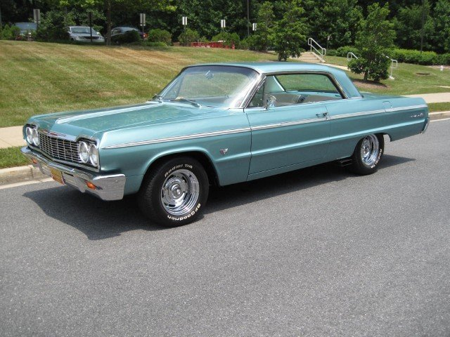 1964 chevrolet impala 1964 chevrolet impala for sale to. Black Bedroom Furniture Sets. Home Design Ideas