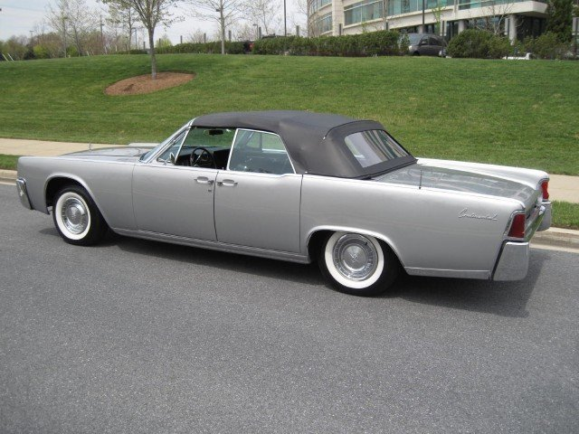 1961 Lincoln Continental | 1961 Lincoln Continental Convertible For