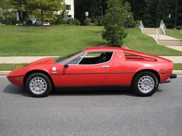 1975 maserati merak 1975 maserati merak for sale to buy or purchase classic cars muscle. Black Bedroom Furniture Sets. Home Design Ideas
