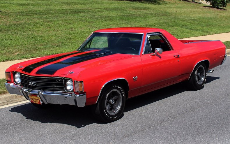 1972 chevrolet el camino 1972 chevrolet el camino ss454. Black Bedroom Furniture Sets. Home Design Ideas