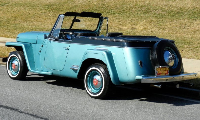 Costco Car Buying >> 1948 Willys Jeepster | 1948 Willys Jeepster For Sale to ...