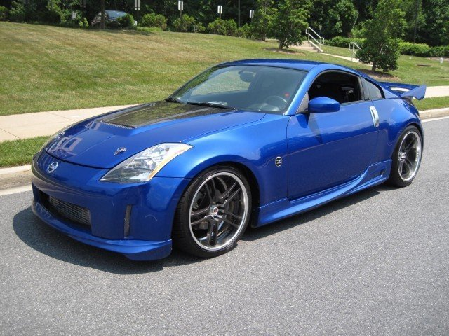 2004 Nissan 350z 2004 Nissan 350z For Sale To Purchase