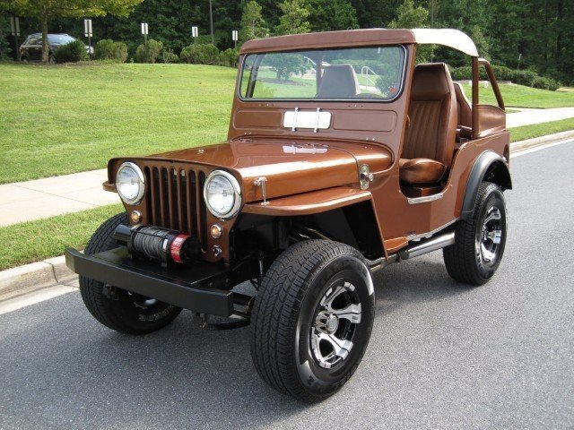 Willys Jeep For Sale Georgia >> 1951 Willys Jeep 1951 Willys Jeep For Sale To Purchase Or Buy