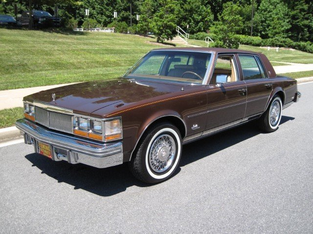 1977 Cadillac Seville 1977 Cadillac Seville For Sale To