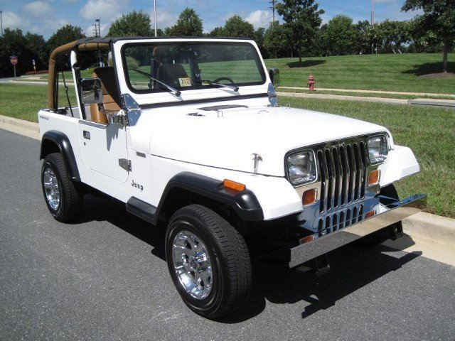 1993 Jeep Wrangler 1993 Jeep Wrangler For Sale To Buy Or