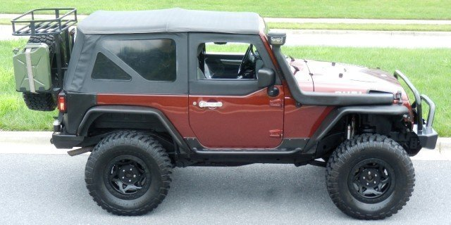 2008 jeep wrangler 2008 jeep wrangler for sale to for Garage jeep nimes