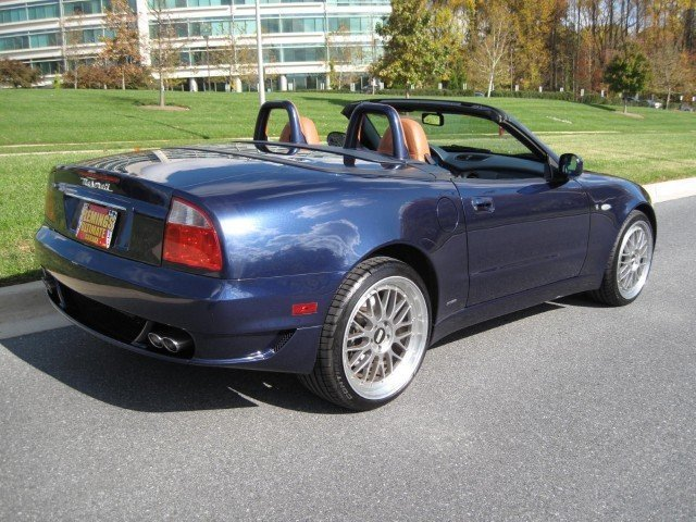2005 Maserati Spyder | 2005 Maserati Spyder for sale to purchase or buy | Classic Cars, Muscle ...