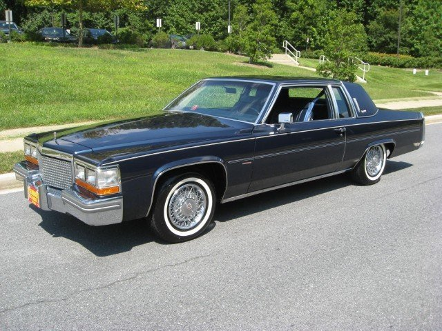 1981 Cadillac Deville 1982 Cadillac Deville For Sale To