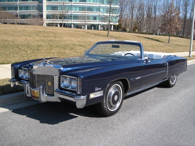 2016 Cadillac Eldorado >> 1972 Cadillac Eldorado | 1972 Cadillac Eldorado For Sale To Buy or Purchase | Classic Cars For ...