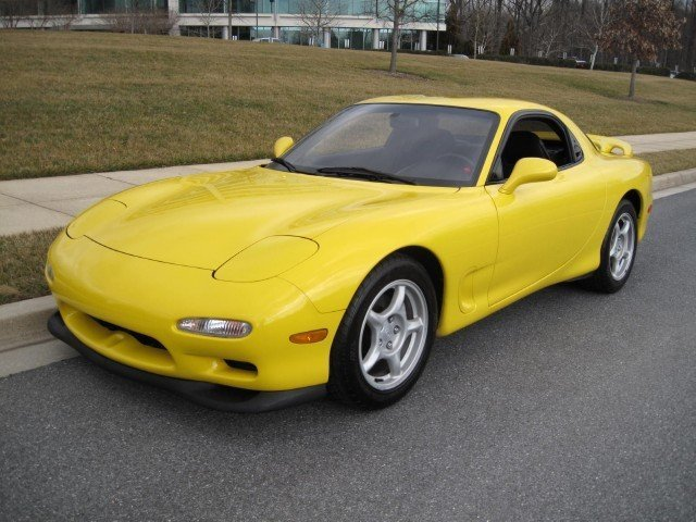 1993 Mazda RX7 | 1993 Mazda RX7 For Sale To Buy or Purchase ...