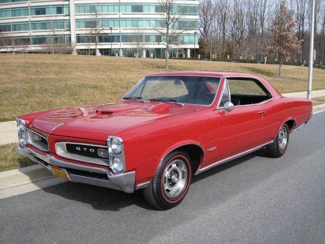 1966 Pontiac GTO | 1966 Pontaic GTO for sale to purchase ...