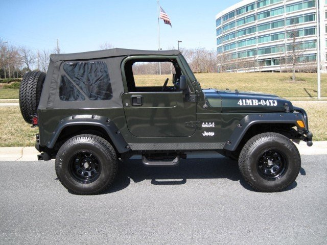 Jeep Brute For Sale >> 2004 Jeep Wrangler | 2004 Jeep Wrangler for sale to purchase or buy | Classic Cars For Sale ...