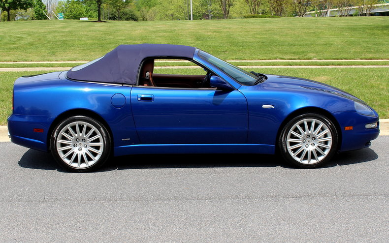 2002 Maserati Spyder   2002 Maserati Spyder For Sale To ...