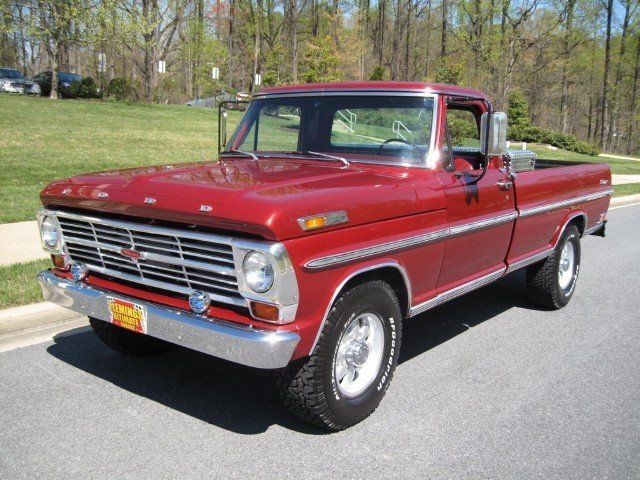 1968 Ford F250 1968 Ford F250 For Sale To Buy Or