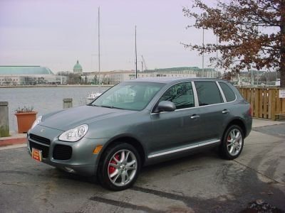 2004 porsche cayenne 2004 porsche cayenne turbo for sale to purchase or buy classic cars. Black Bedroom Furniture Sets. Home Design Ideas
