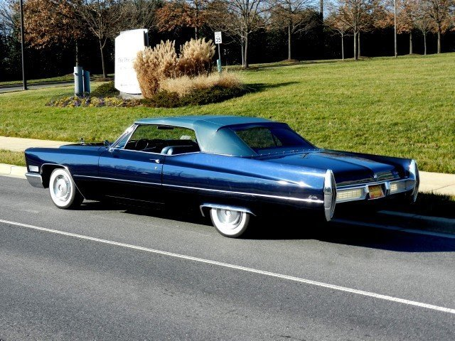 1967 Cadillac Deville 1967 Cadillac Deville For Sale To