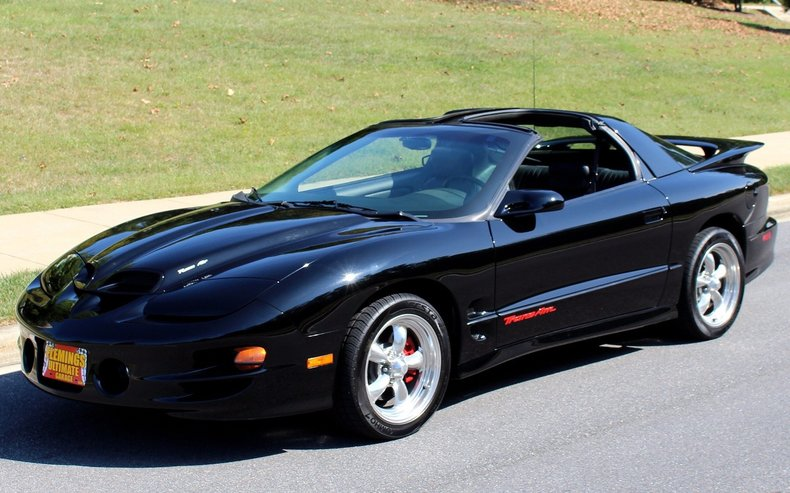 2002 2002 Pontiac Trans Am For Sale