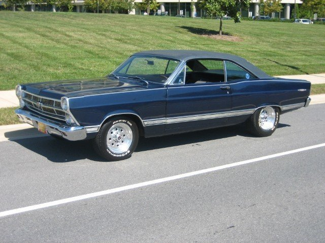 1967 Ford Fairlane 1967 Ford Fairlane For Sale To