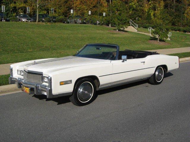 1975 Cadillac Eldorado