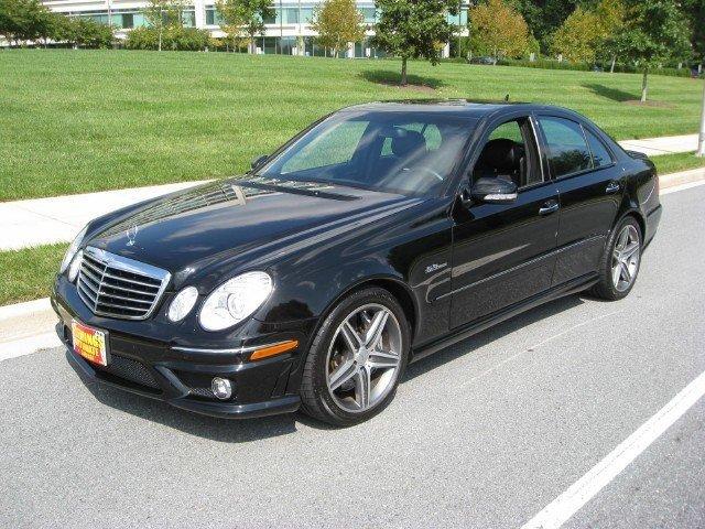 2007 Mercedes-Benz E63