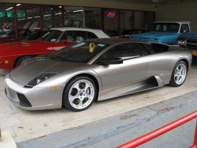 2002 Lamborghini Murcielago 2002 Lamborghini Murcielago For Sale