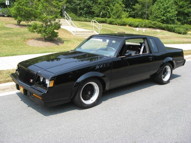 1987 buick gnx 1987 buick gnx for sale to buy or purchase classic cars for sale muscle cars. Black Bedroom Furniture Sets. Home Design Ideas