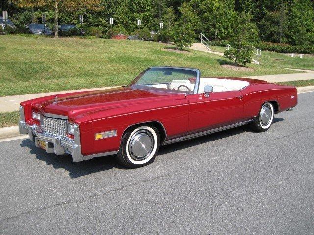 Mustang Dorado >> 1975 Cadillac Eldorado | 1975 Cadillac Eldorado For Sale To Buy or Purchase | Classic Cars ...