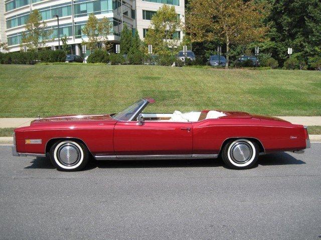1975 Cadillac Eldorado 1975 Cadillac Eldorado For Sale